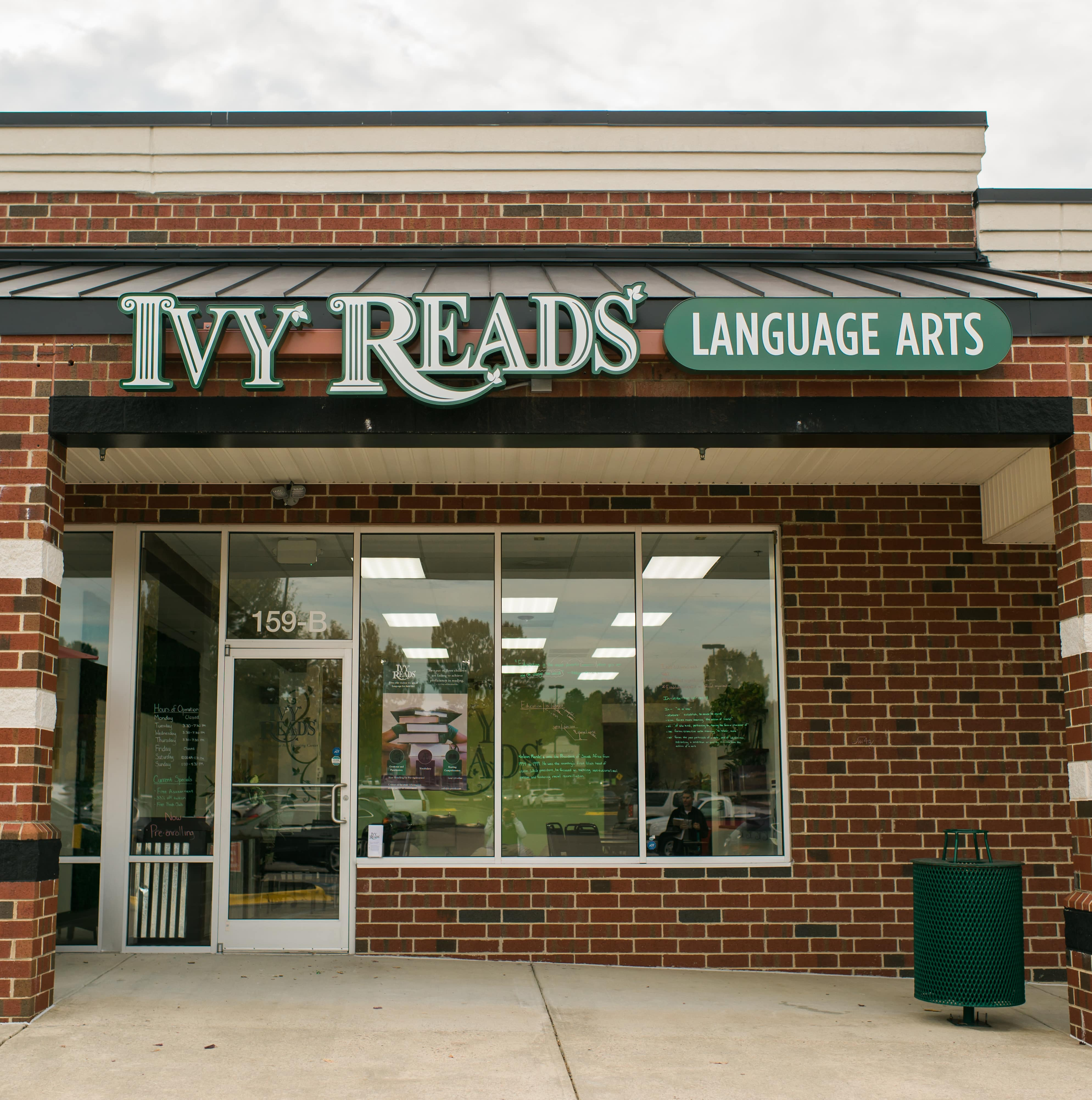 Ivy Reads - Wake Forest, NC 27614 - (919)336-0542 | ShowMeLocal.com