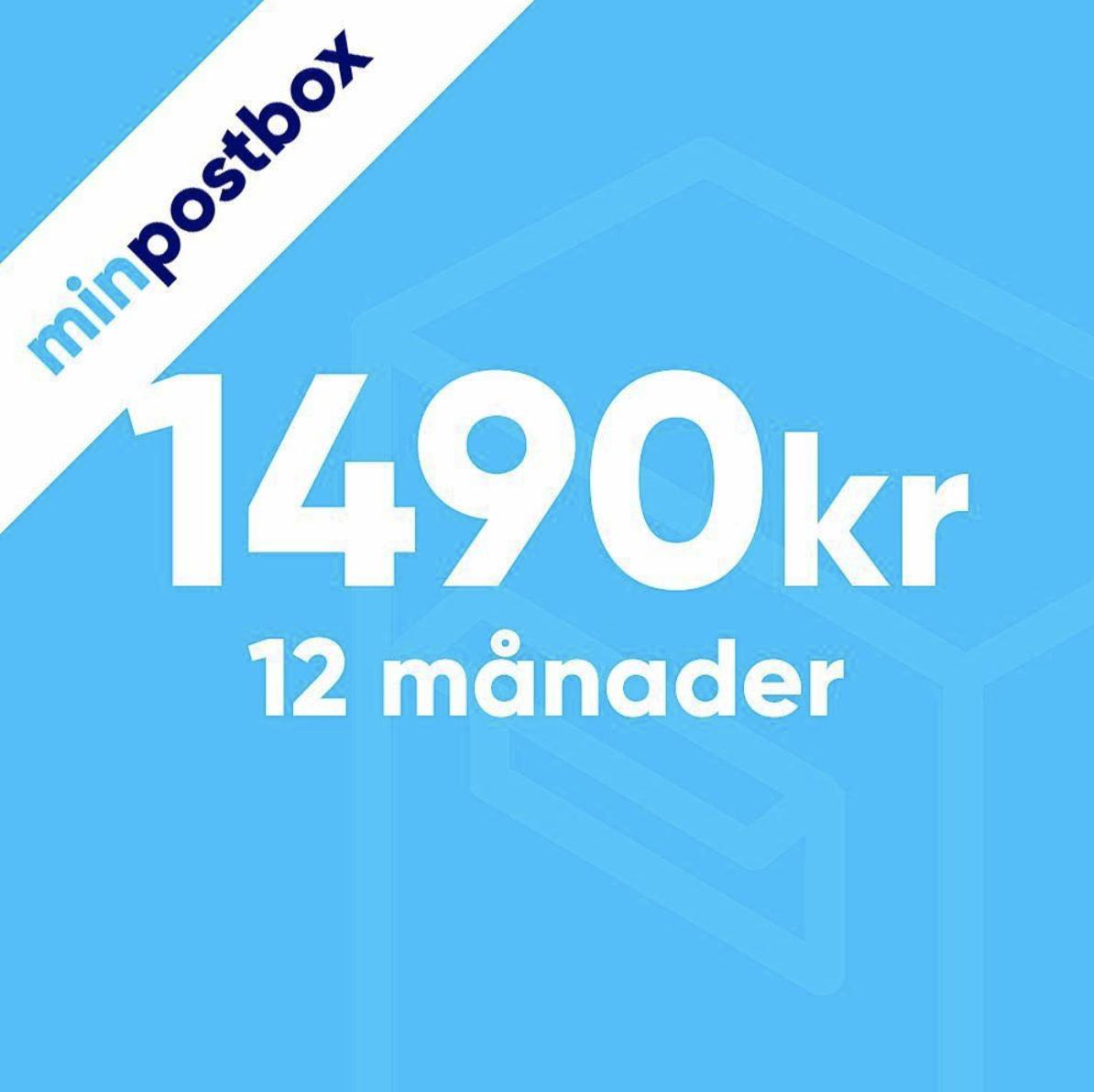 Minpostbox.nu - Postbox i Göteborg
