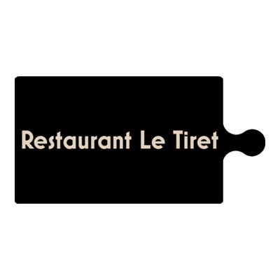 RESTAURANT DU TIRET