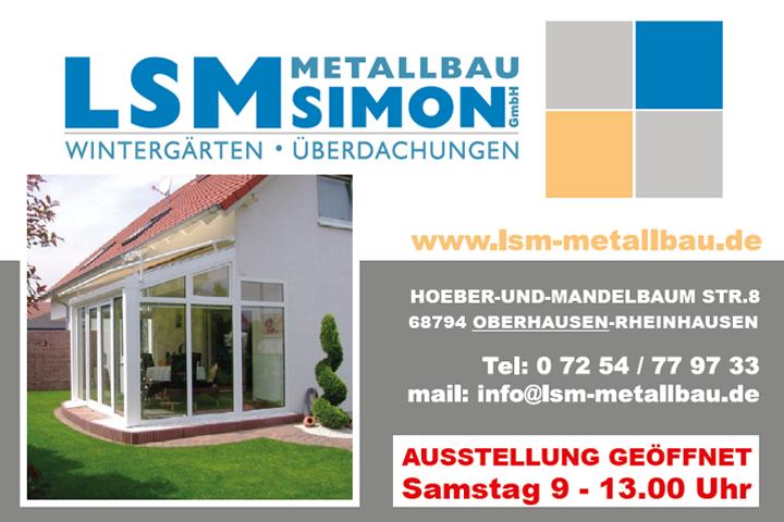 LSM Metallbau Simon GmbH