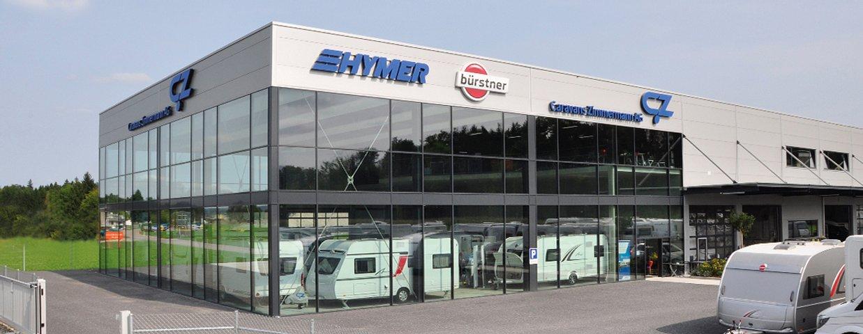Caravans Zimmermann AG