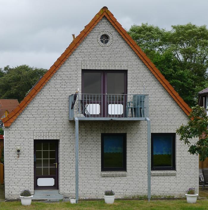 Bild zu Ferienhaus direkt am Naturstrand in Fehmarn