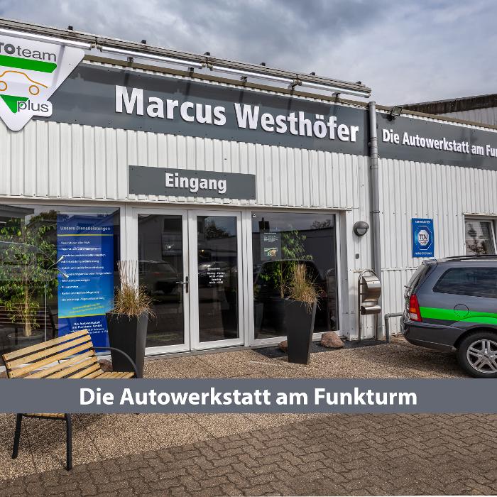 Bild zu Die Autowerkstatt am Funkturm in Schleswig
