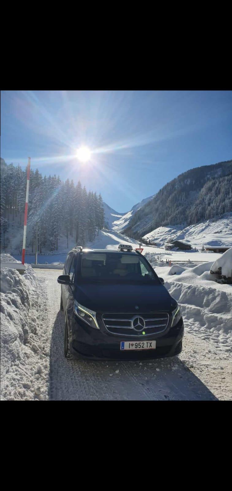 Express-Taxi-Innsbruck