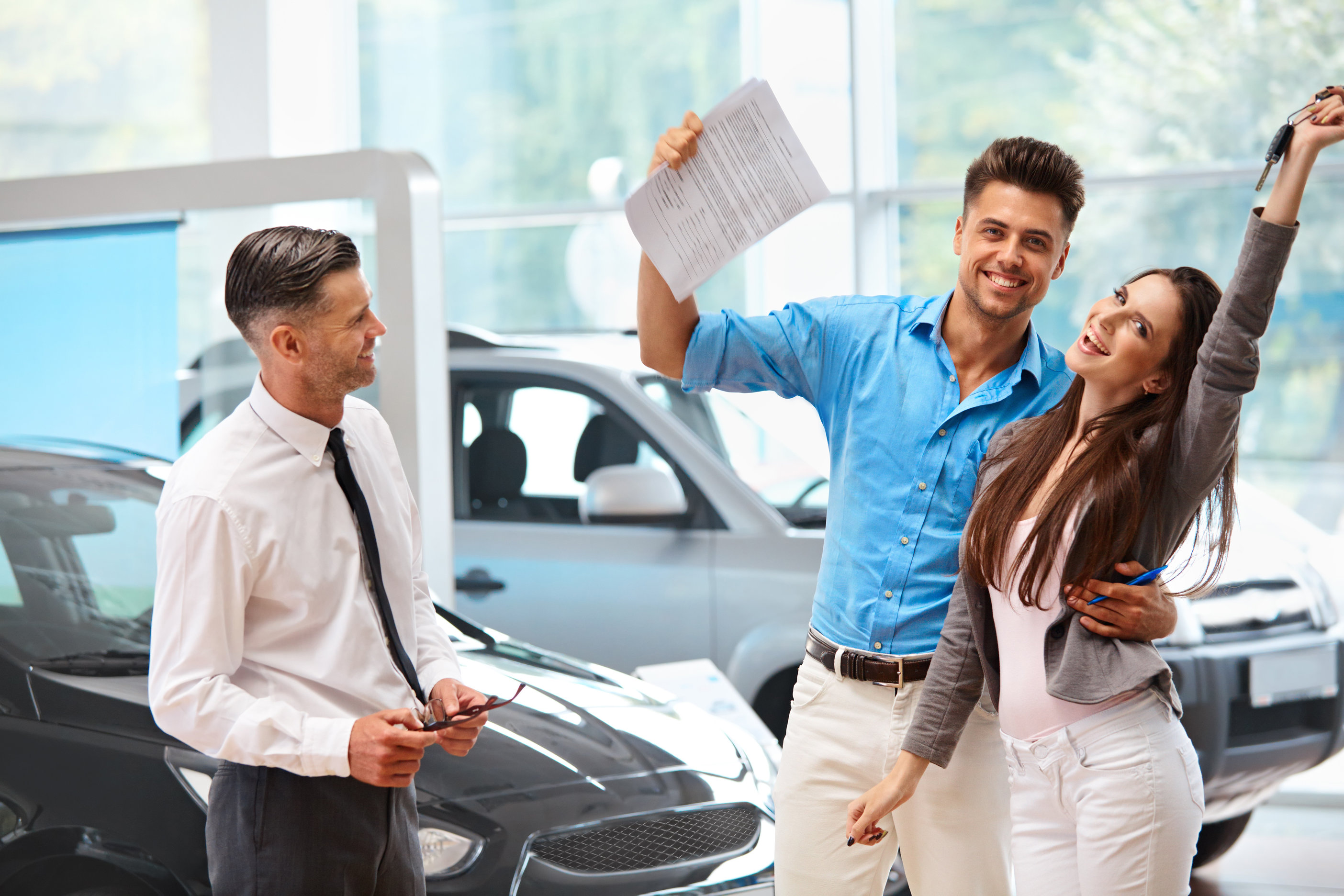 car dealers