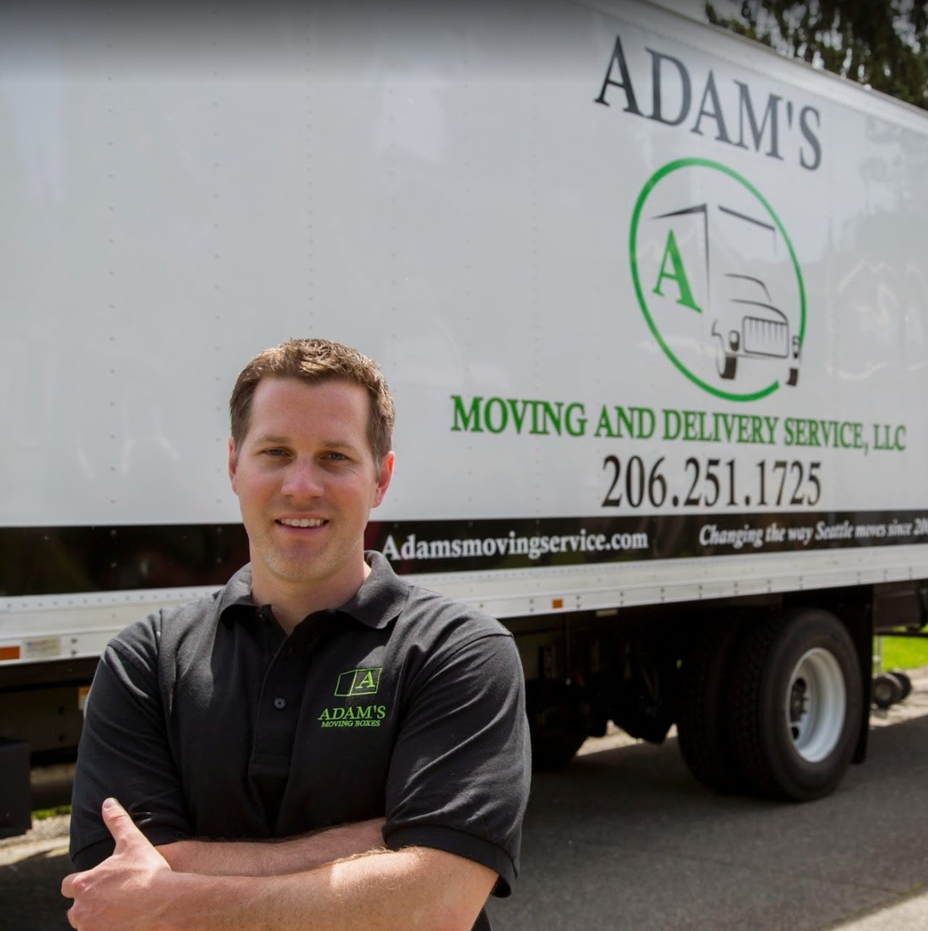 Adams Moving & Delivery Service, LLC - Seattle, WA 98133 - (206)251-1725   ShowMeLocal.com