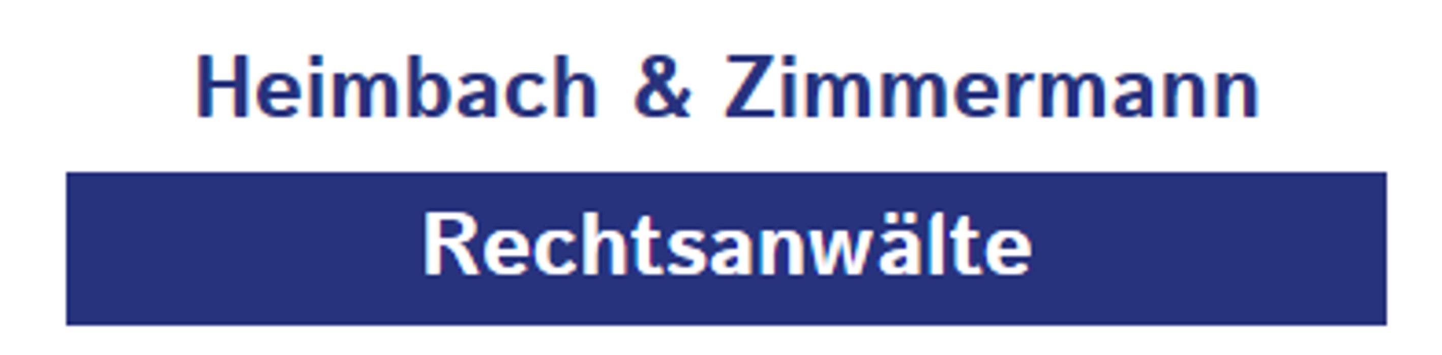 Bild zu Heimbach & Zimmermann Rechtsanwälte in Aachen