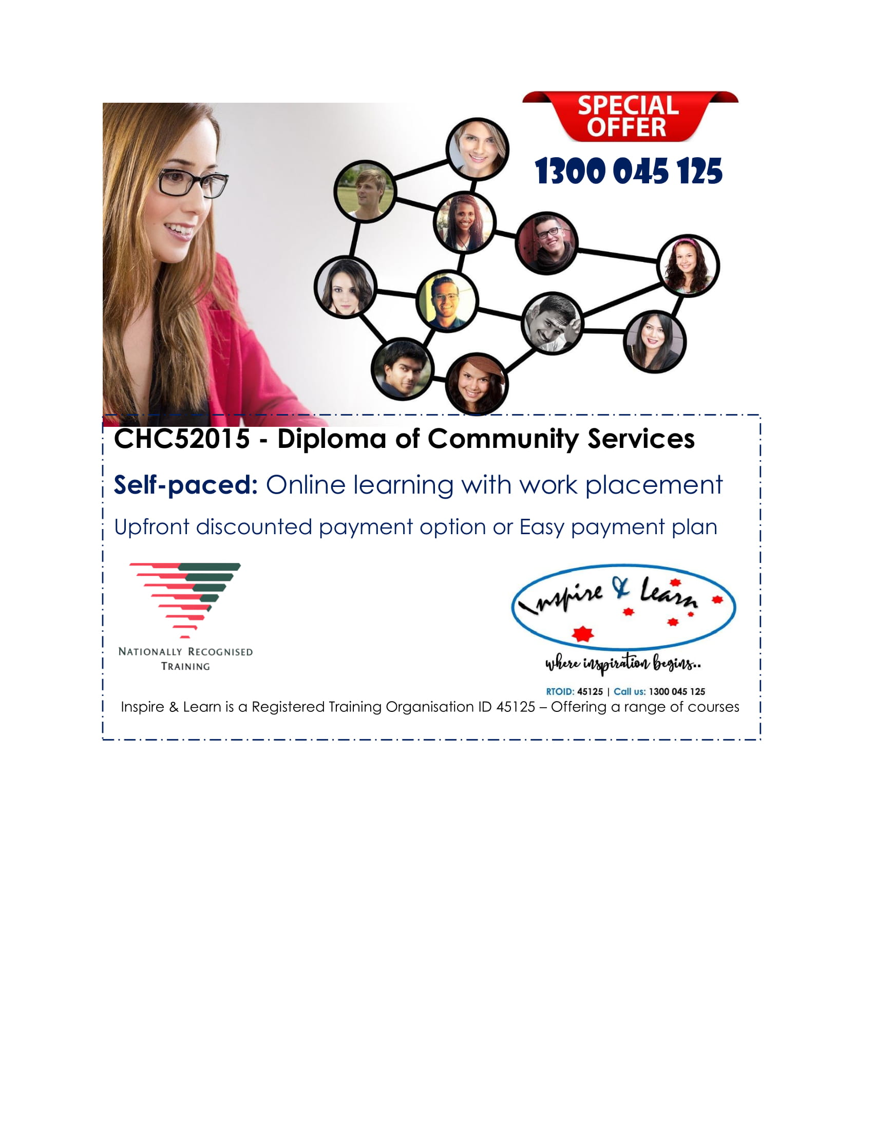 Inspire and Learn Registered Training Organisation - Point Cook, VIC 3030 - 1300 045 125 | ShowMeLocal.com
