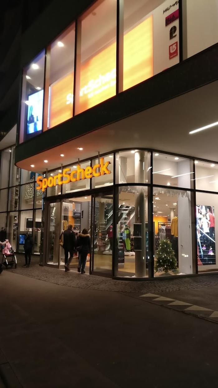 Frankfurt Sportscheck