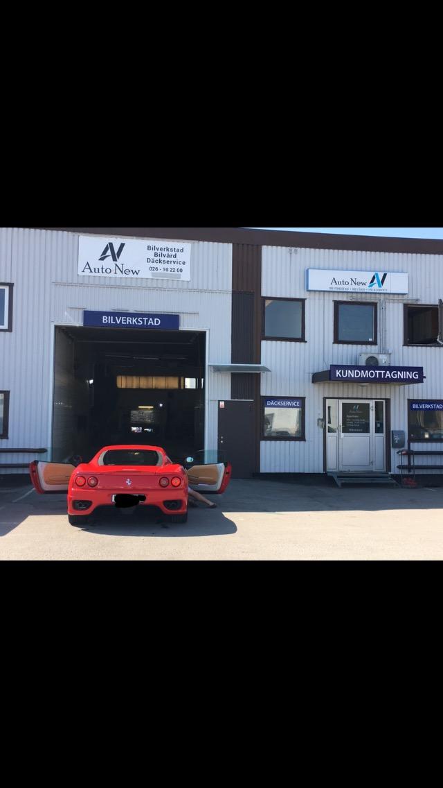 Auto New Bilverkstad & Rekond