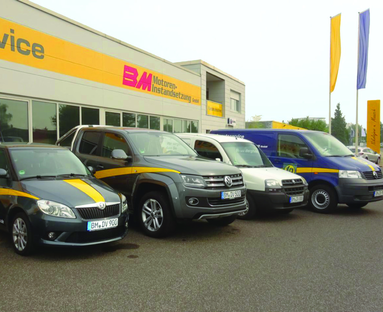 BM-Motoreninstandsetzung GmbH