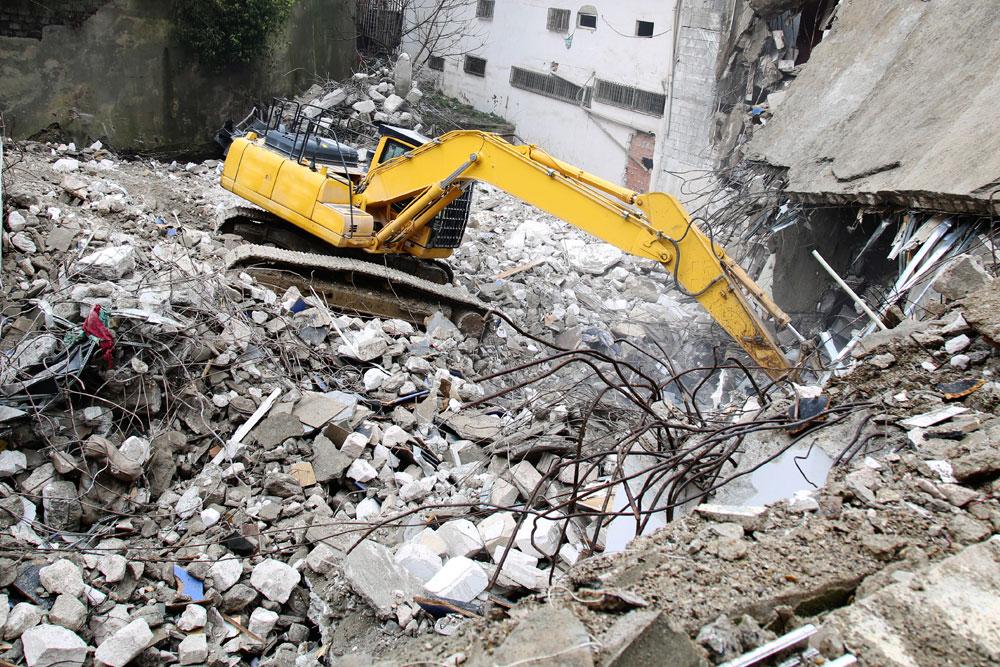 T.R.B Inc. Demolition