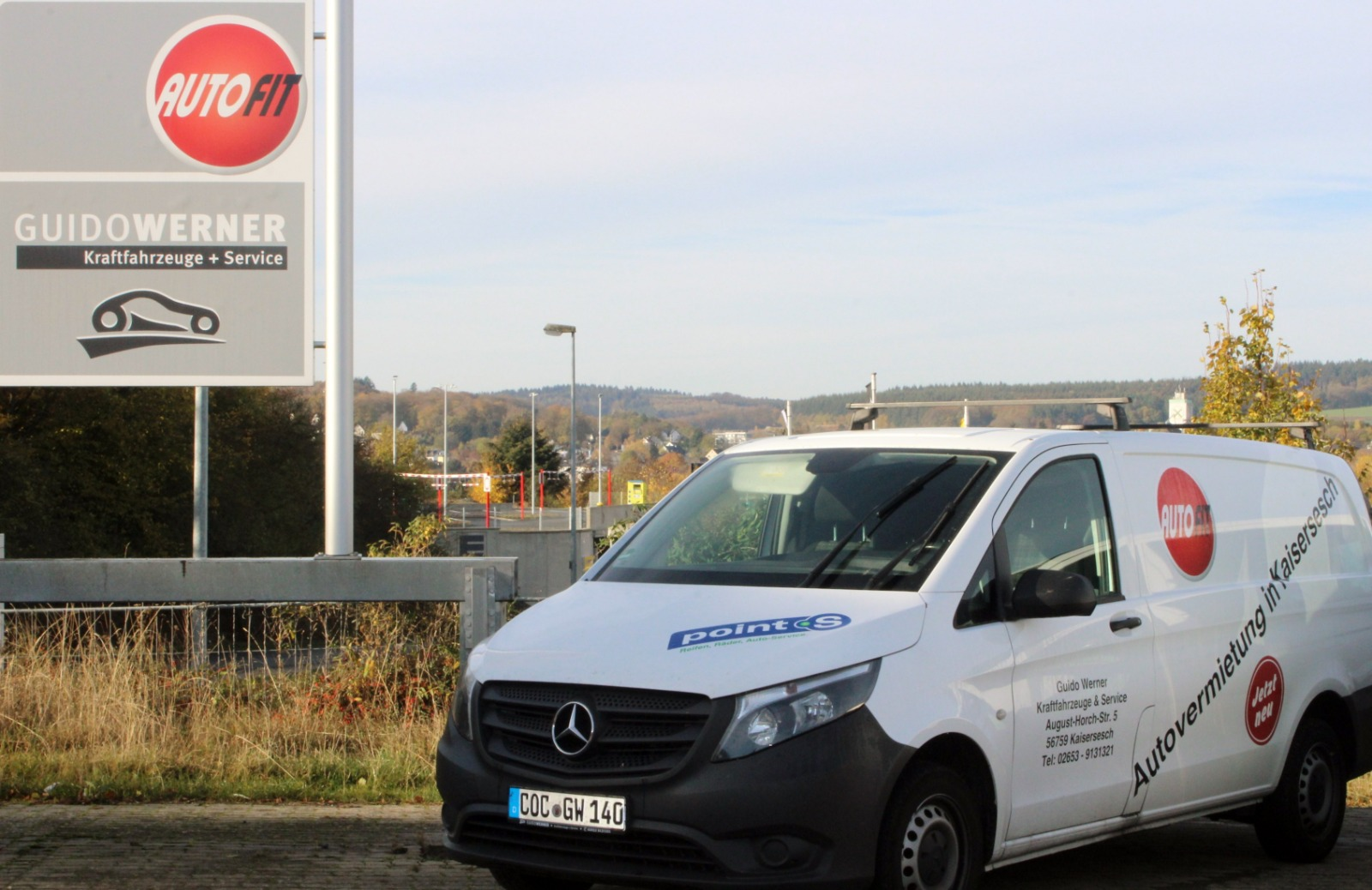 Guido Werner Kraftfahrzeuge und Service