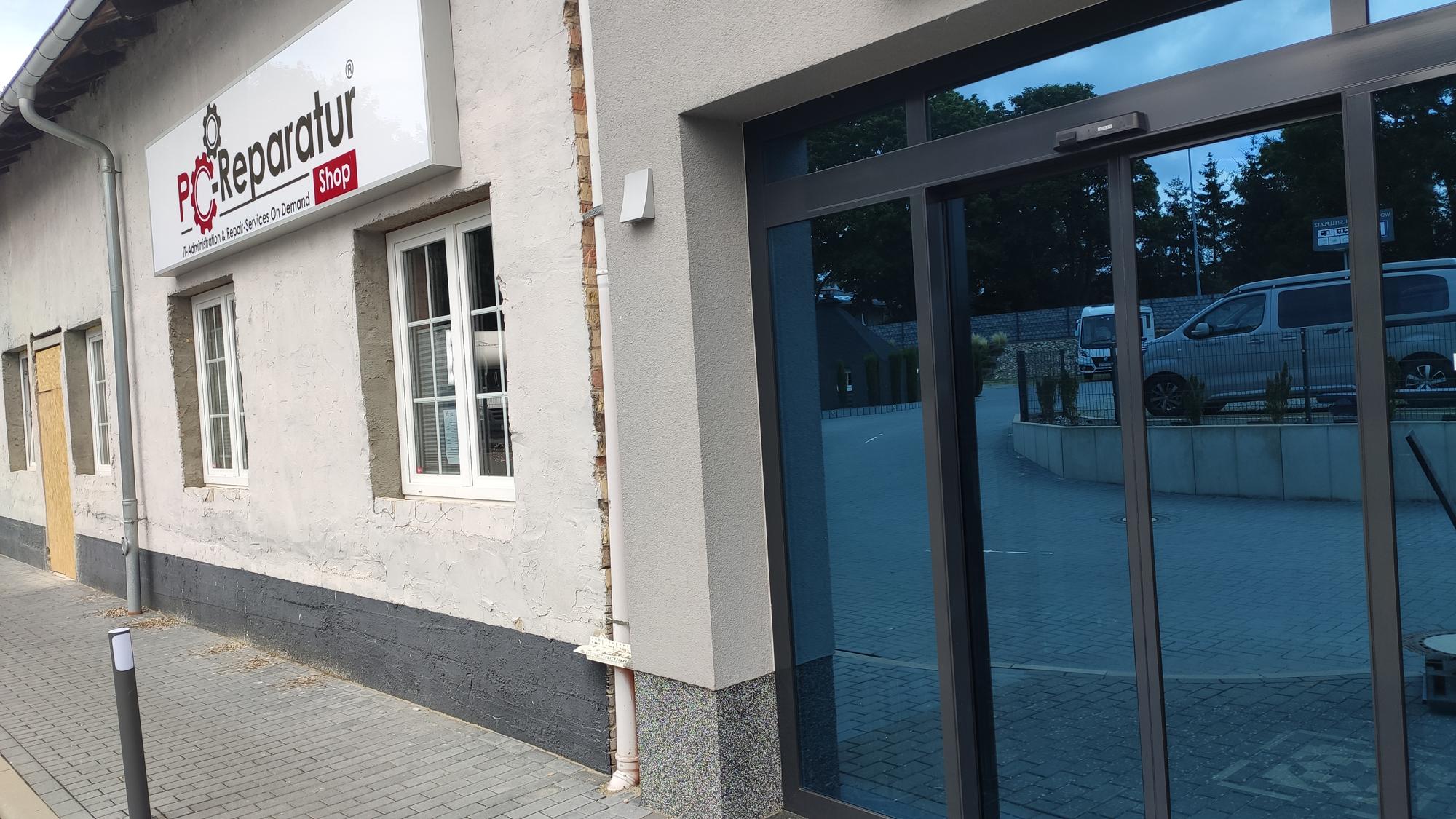 PC-Reparatur.Shop GmbH   Preiswerte IT-Dienstleistungen inkl. persönlichen Ansprechpartner