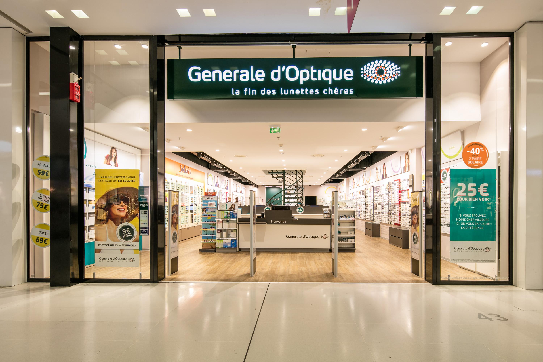 Opticien Générale d'Optique GRENOBLE GRANDE PLACE
