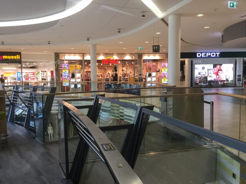 RENO, Mailänder Platz in Stuttgart
