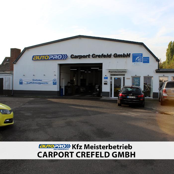 Bild zu Carport Crefeld GmbH in Krefeld