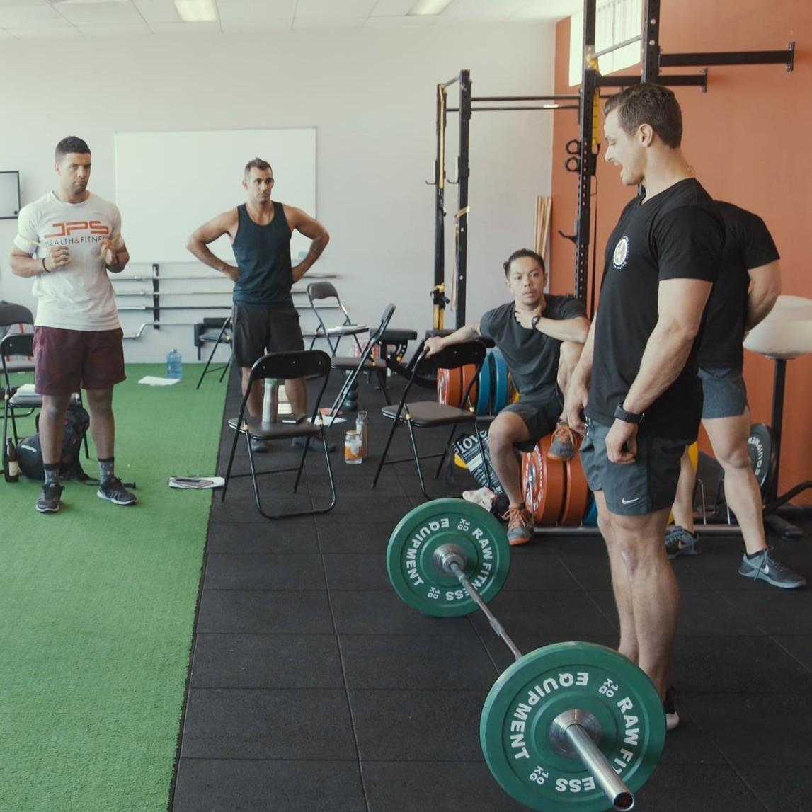 High Performance Fitness