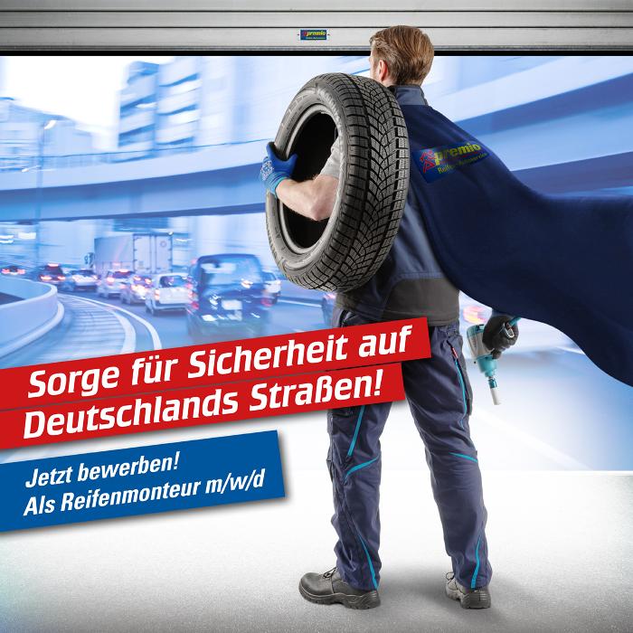 Bild zu Premio Reifen + Autoservice Südring Autoservice Lange GmbH in Ludwigsfelde