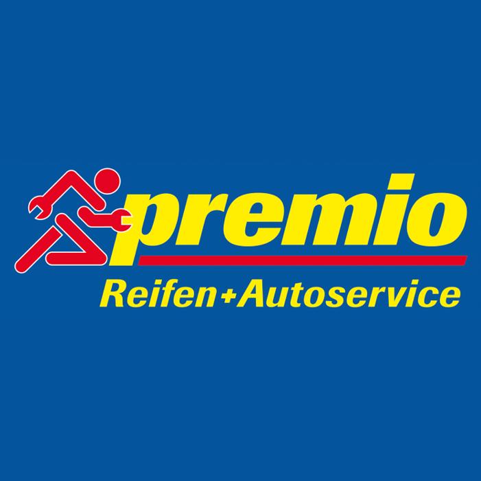 Logo von Premio Reifen + Autoservice Reifen Schwarzer GmbH