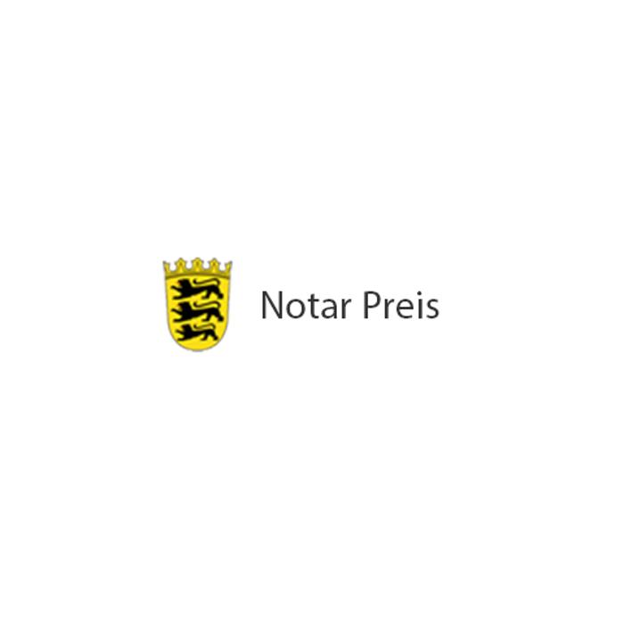 Bild zu Notar Roland Preis in Karlsruhe