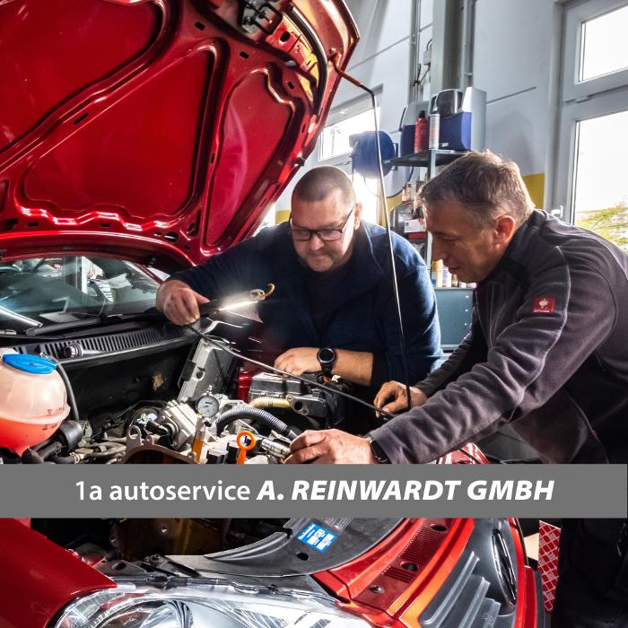 Bild zu 1a autoservice A. Reinwardt GmbH in Kabelsketal