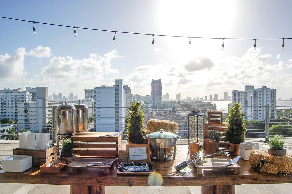 Event Space at 1111 Lincoln Road