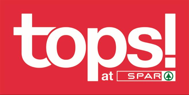TOPS at SPAR Rolyats