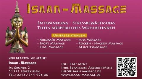 Isaan Massage