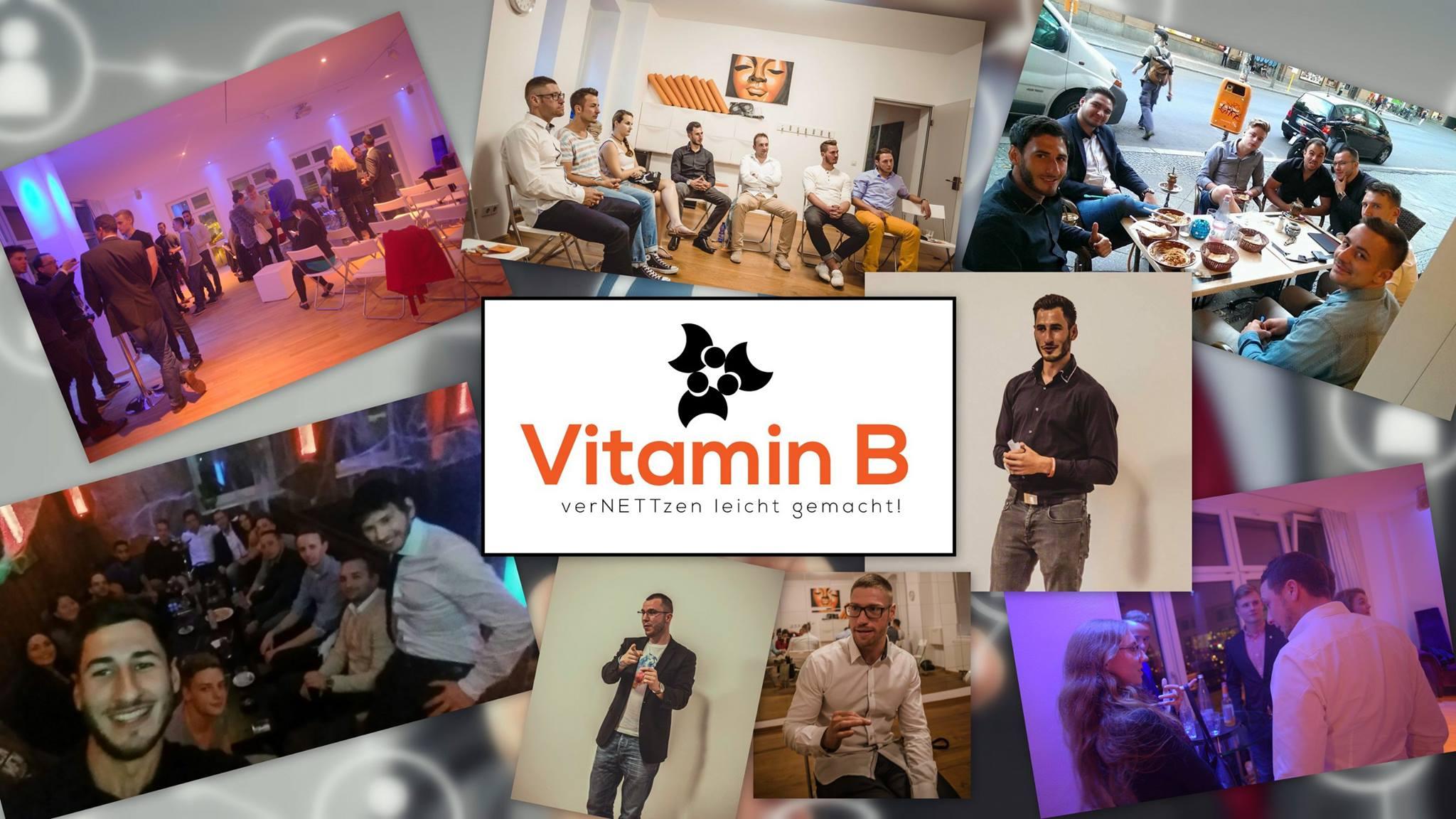 Netzwerken mit Vitamin B - Erfolgreich durch Netzwerken