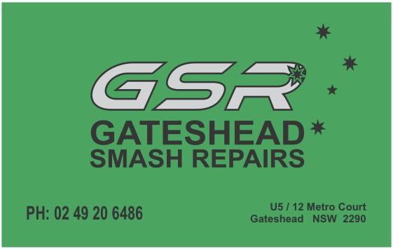Gateshead Smash Repairs Pty Ltd Gateshead (02) 4920 6486