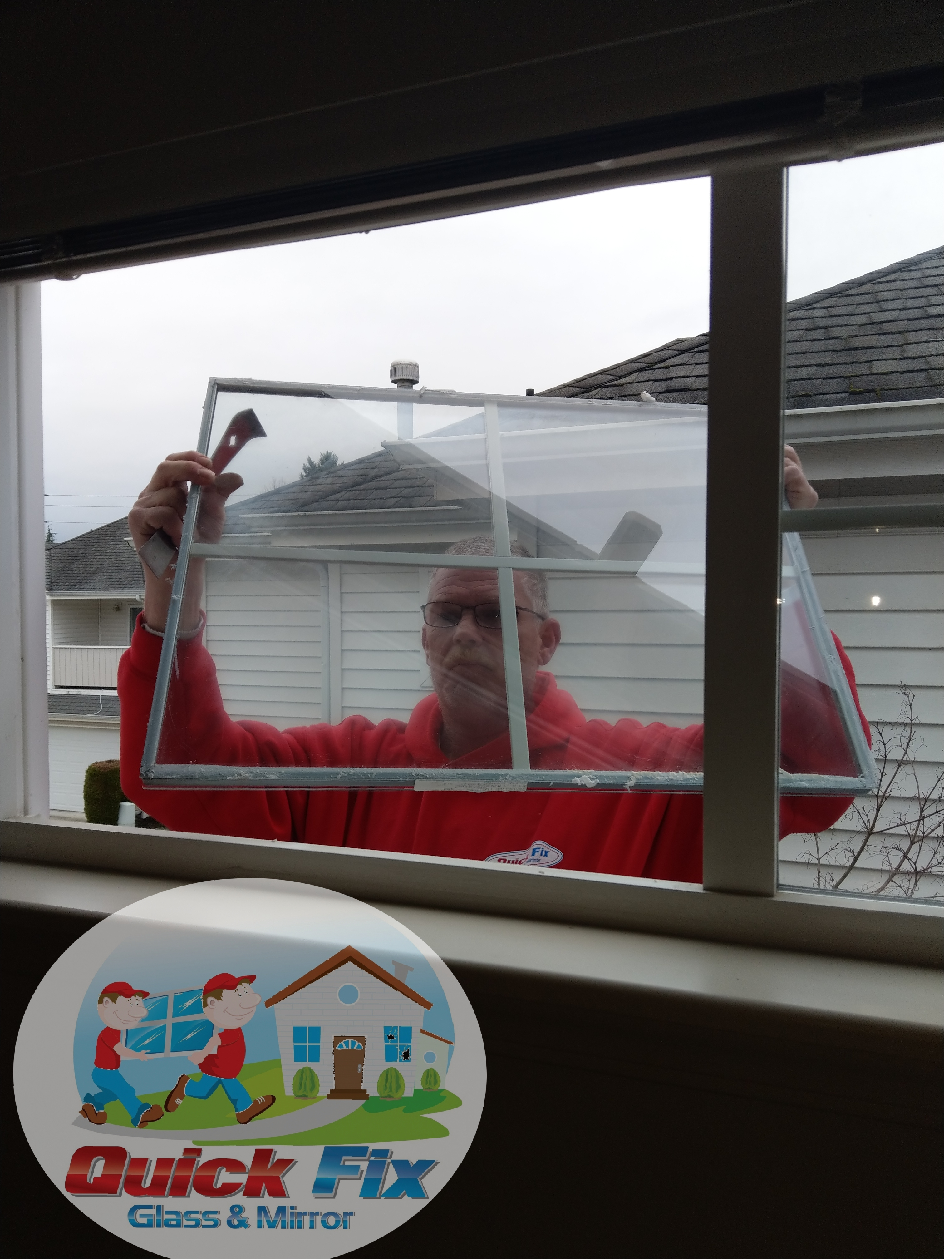 Quick fix Glass and Mirror