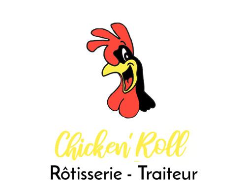 CHICKEN ROLL