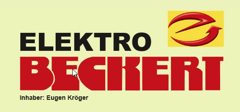 Bild zu Elektro Beckert Inh. Eugen Kröger in Wiesbaden
