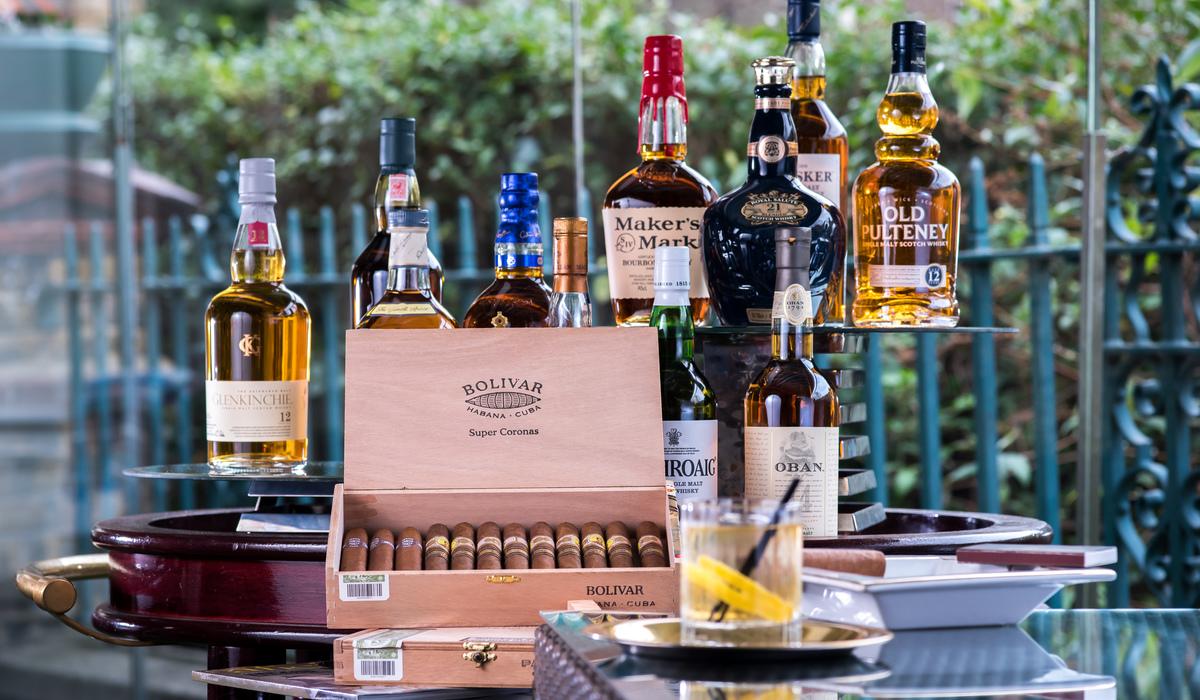 The Cigar Terrace at The Montague - London, London WC1B 5BJ - 020 7637 1001 | ShowMeLocal.com