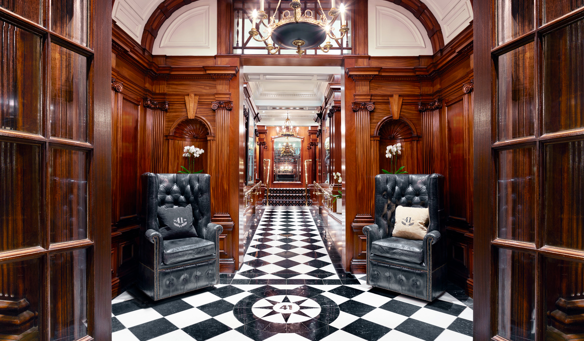 Hotel 41 - London, London SW1W 0PS - 020 7300 0041 | ShowMeLocal.com