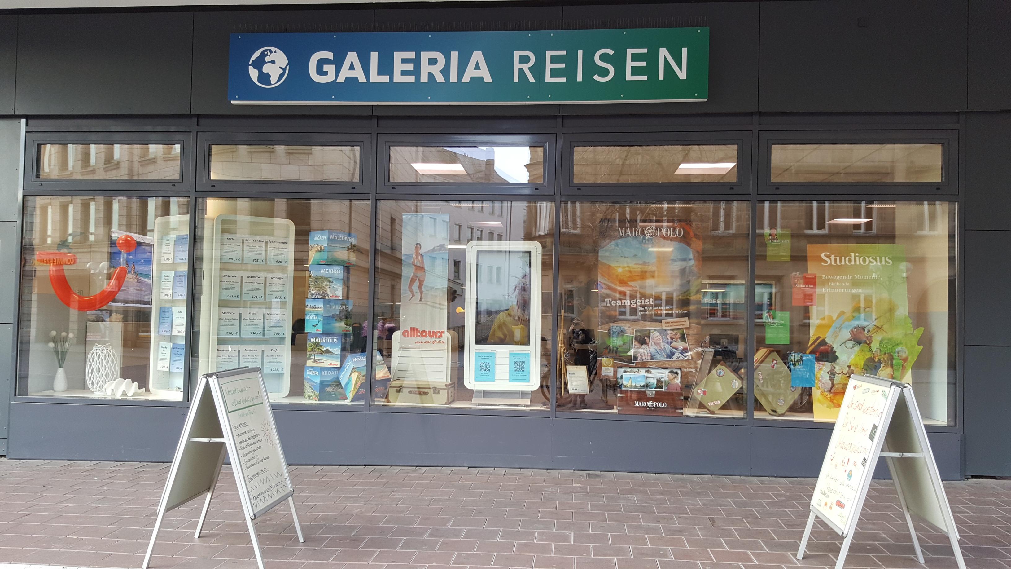 GALERIA Reisen Fürth