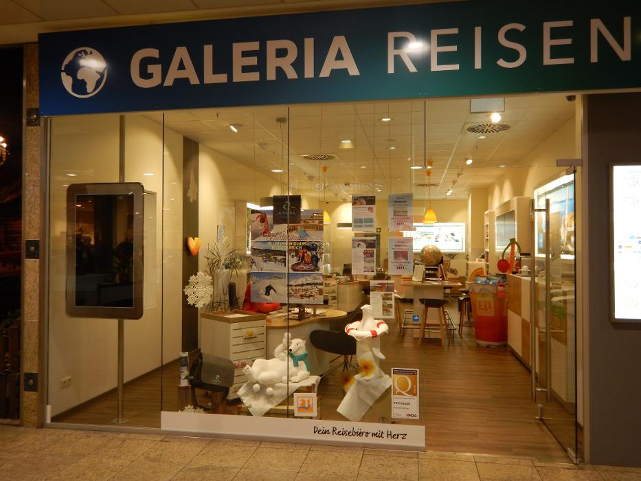 abclocal - discover about GALERIA Reisen Frankfurt Hessencenter in Frankfurt am Main