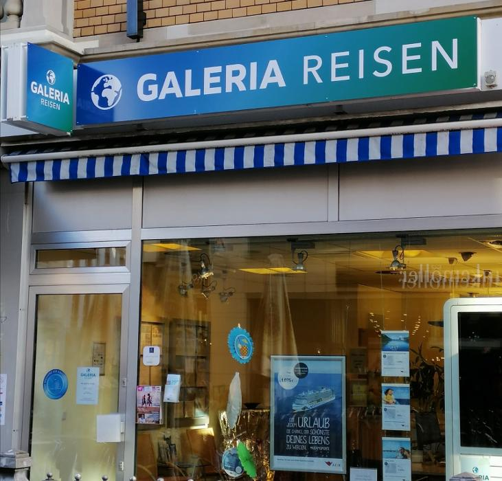 abclocal - discover about GALERIA Reisen Frankfurt in Frankfurt am Main