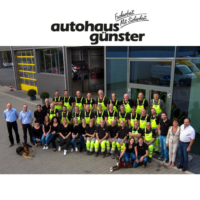 Bild zu Autohaus Günster GmbH in Koblenz am Rhein