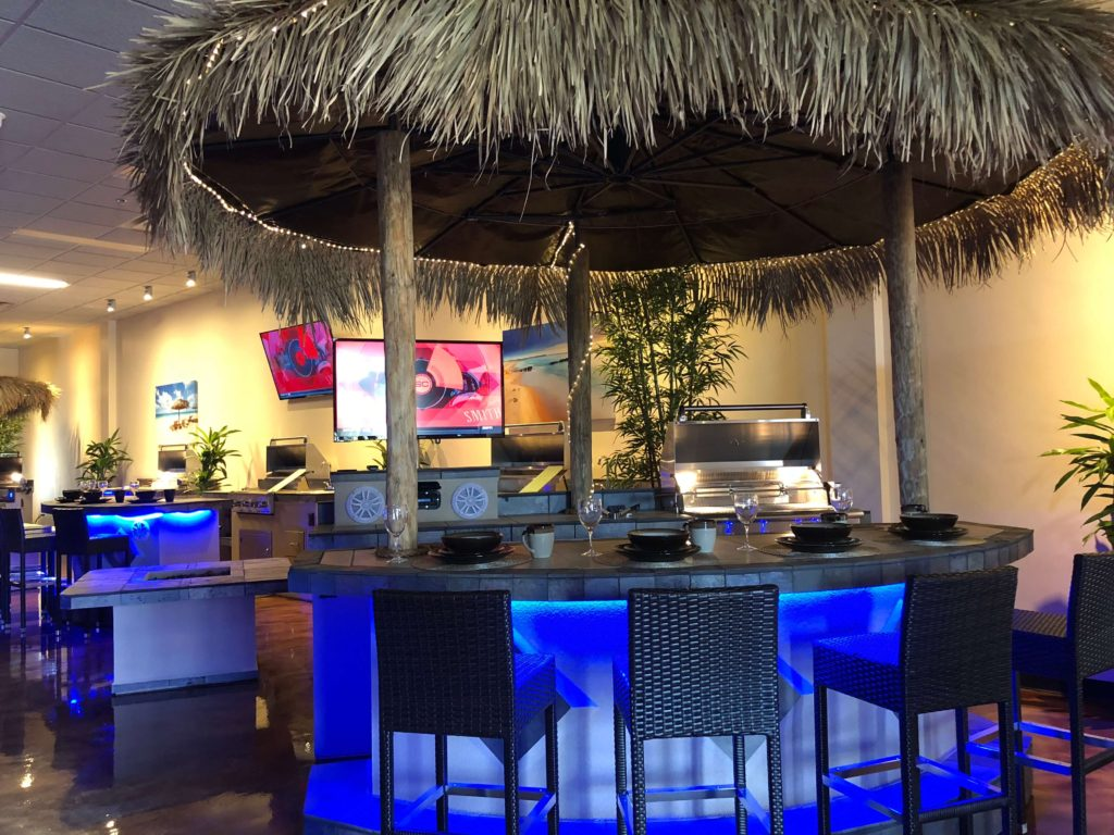 Paradise Grills - Fort Lauderdale Outdoor Kitchens, BBQ Grills & Fire Pits - Pompano Beach, FL 33062 - (954)951-2740 | ShowMeLocal.com