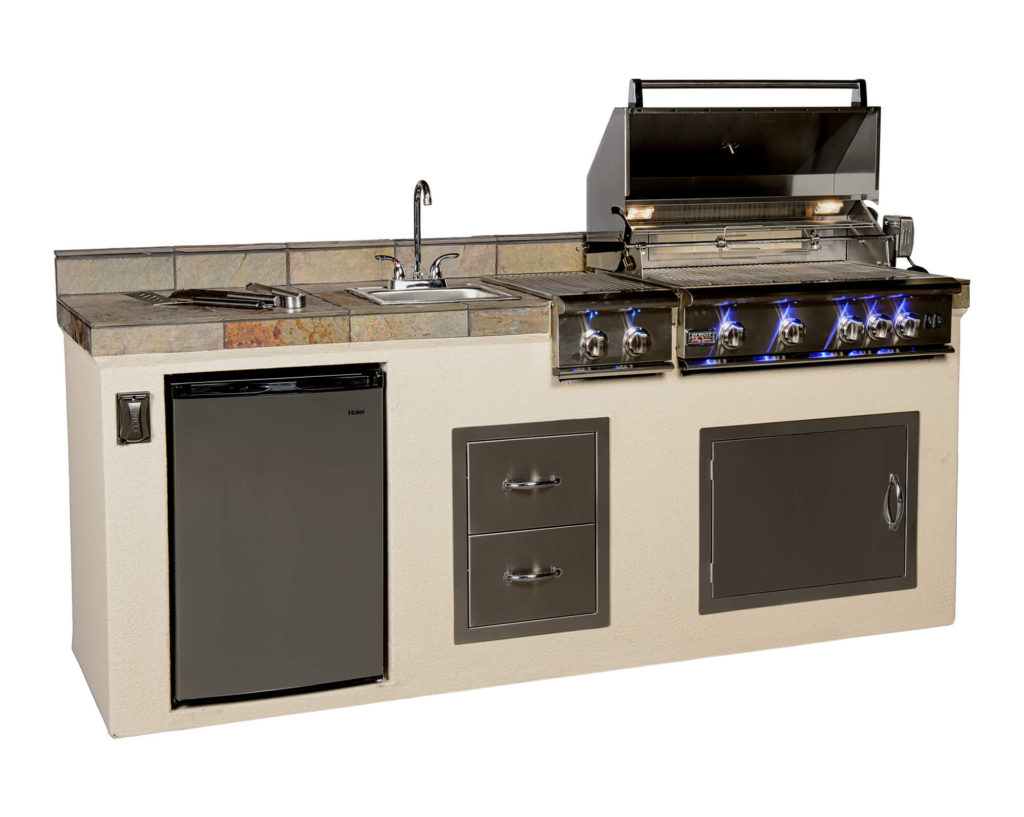 Paradise Grills - Houston Outdoor Kitchens, BBQ Grills & Fire Pits - Houston, TX 77041 - (832)617-8139   ShowMeLocal.com