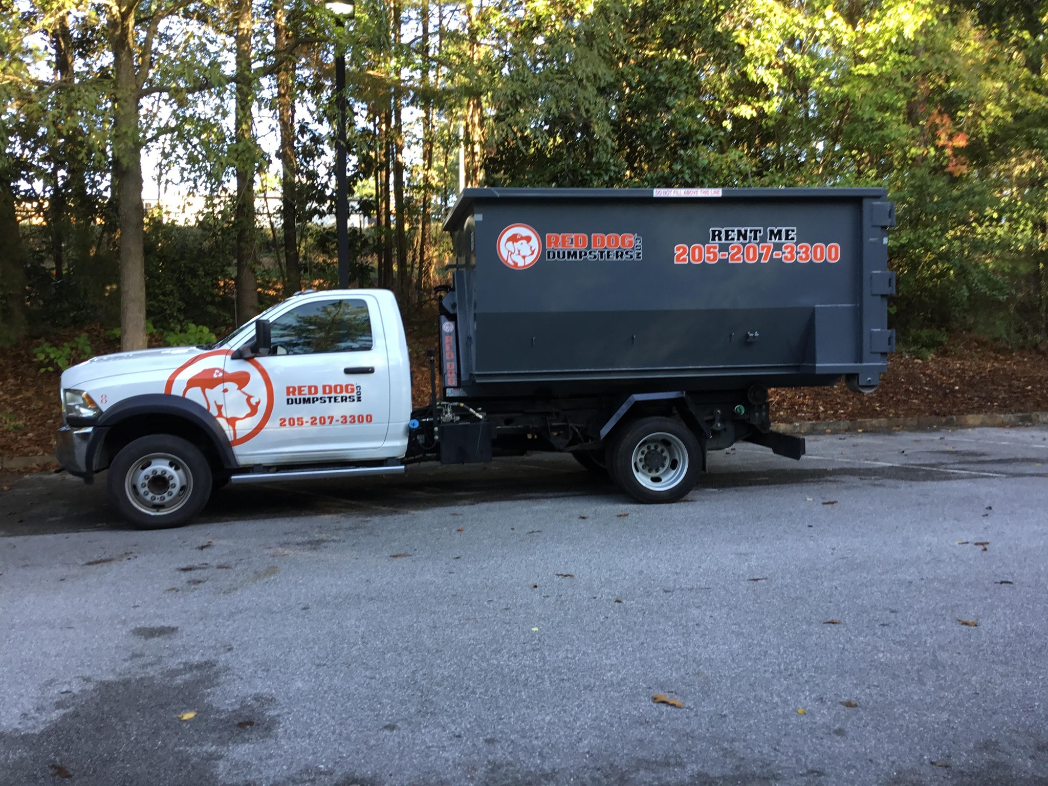 Red Dog Dumpsters - Houston, TX 77043 - (832)781-3300 | ShowMeLocal.com