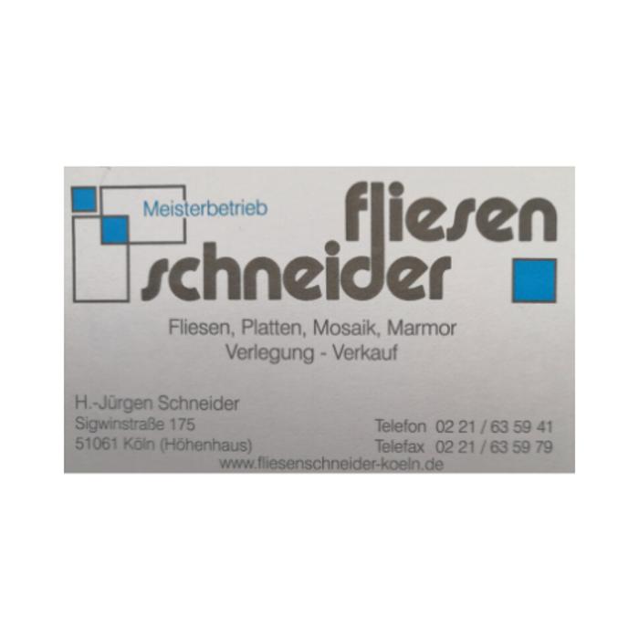 Bild zu Fliesen Schneider in Köln