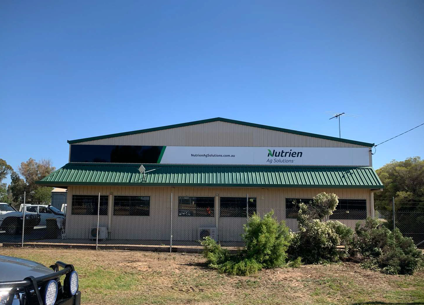 Nutrien Ag Solutions - Lockhart, NSW 2656 - (02) 6920 5583 | ShowMeLocal.com