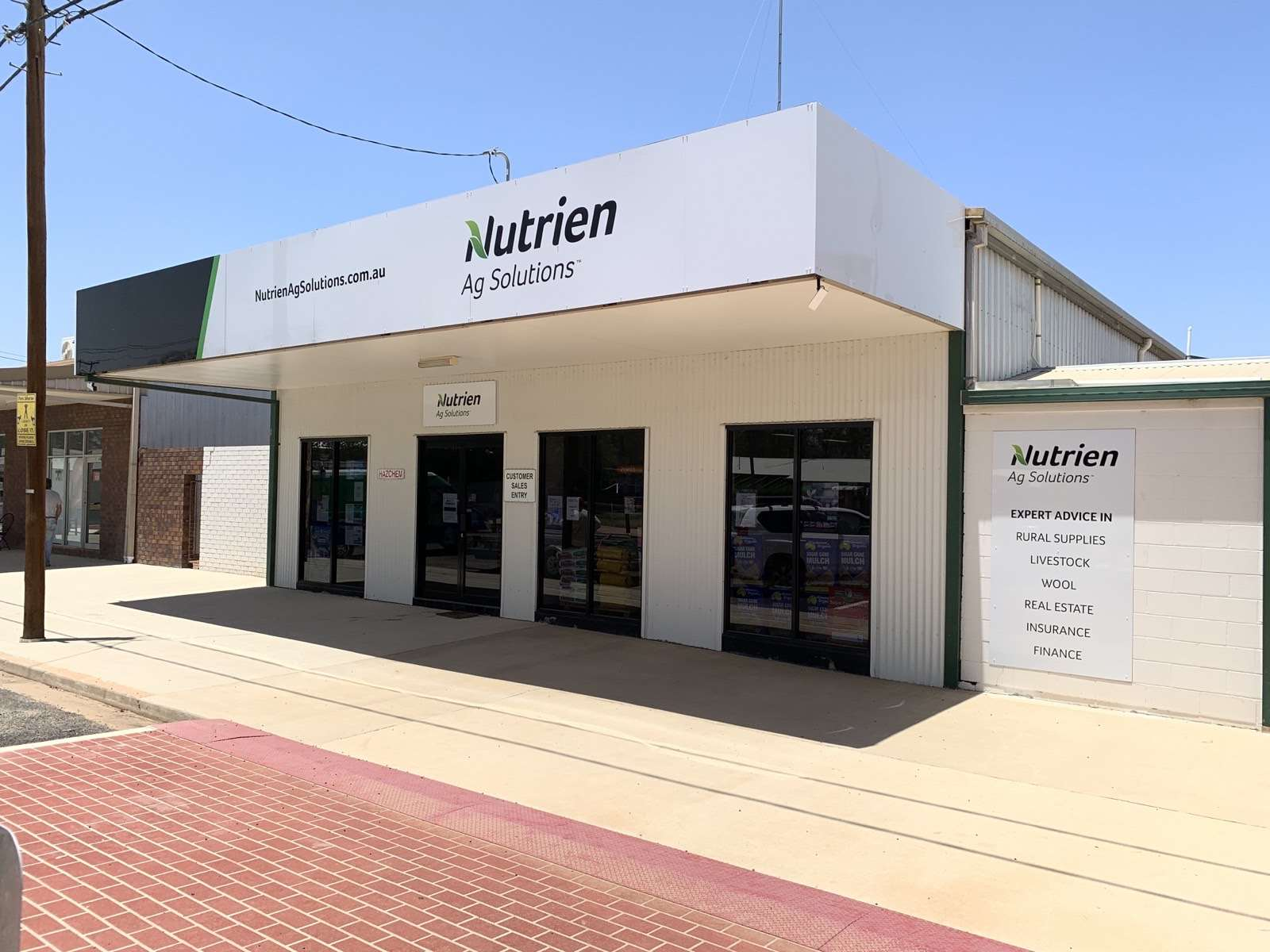 Nutrien Ag Solutions - Mungindi, NSW 2406 - (02) 6753 2200 | ShowMeLocal.com