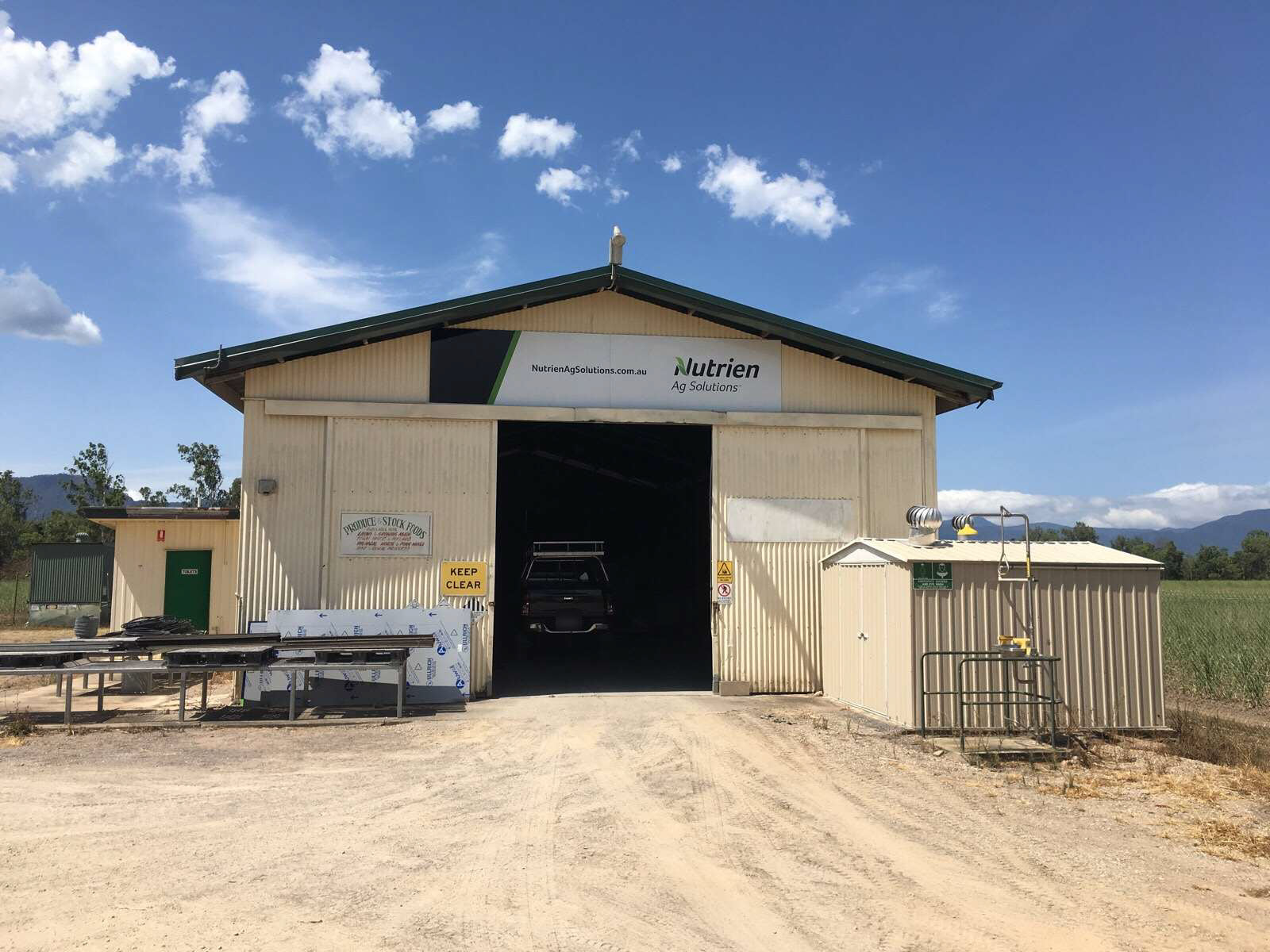 Nutrien Ag Solutions - Abergowrie, QLD 4850 - (07) 4777 4799 | ShowMeLocal.com