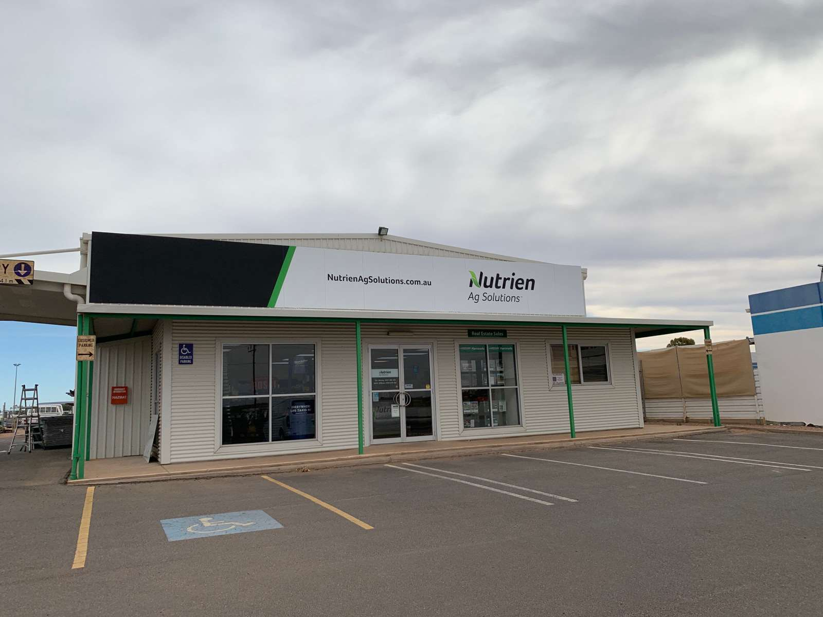 Nutrien Ag Solutions - Port Augusta, SA 5700 - (08) 8642 4344 | ShowMeLocal.com
