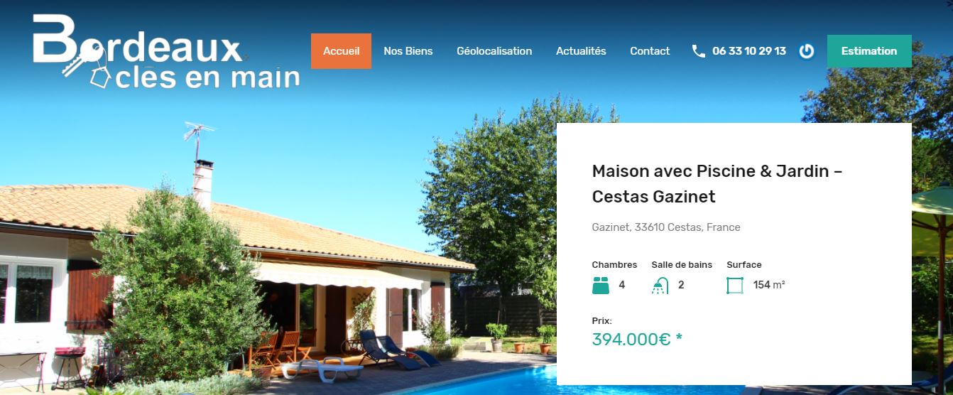 Bordeaux Clés en Main - Agence immobilière à Bordeaux