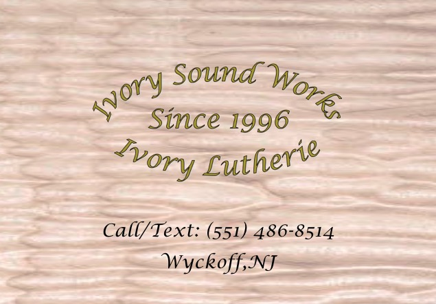 Ivory Sound Works,LLC
